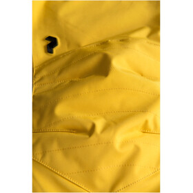 Peak Performance Scoot Pants Dame Yellow Flow